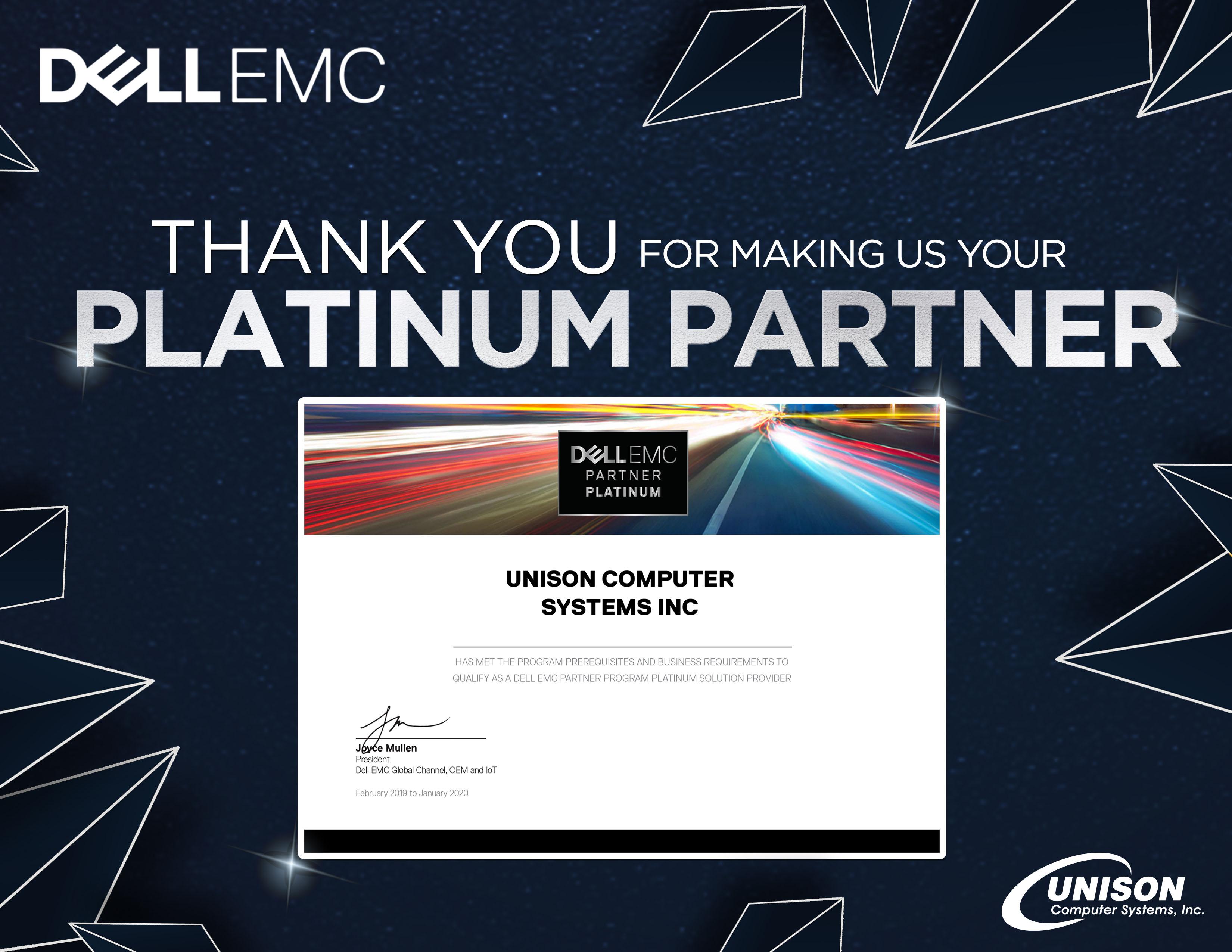 Unison | Computer Systems, Inc