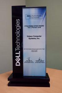 Dell Technologies RISING STAR AWARD Tier 2